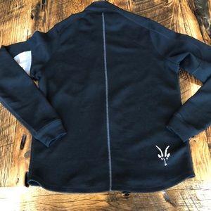IBEX Men's Full Zip Jacket Pure Merino Wool